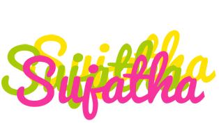 Sujatha sweets logo