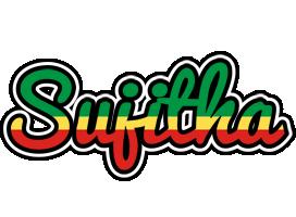 Sujitha african logo