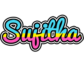 Sujitha circus logo