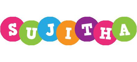 Sujitha friends logo