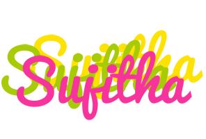 Sujitha sweets logo
