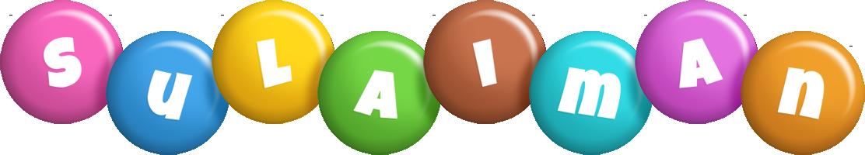 Sulaiman candy logo