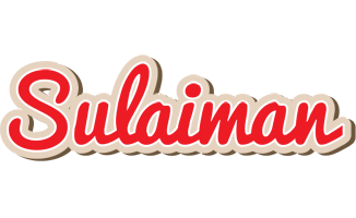 Sulaiman chocolate logo