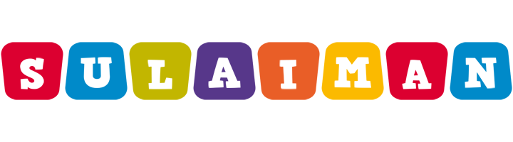 Sulaiman daycare logo