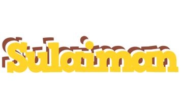 Sulaiman hotcup logo