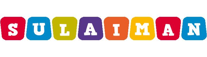 Sulaiman kiddo logo
