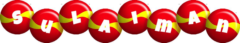 Sulaiman spain logo