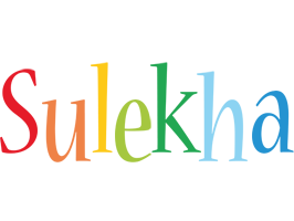 Sulekha birthday logo