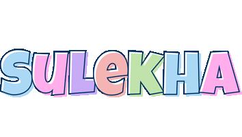 Sulekha Logo | Name Logo Generator - Candy, Pastel, Lager, Bowling