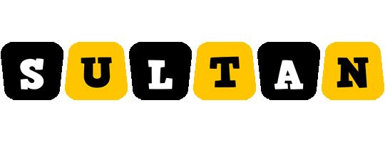 Sultan boots logo