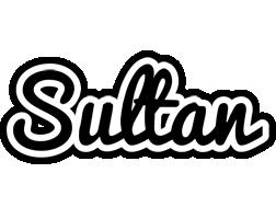 Sultan chess logo