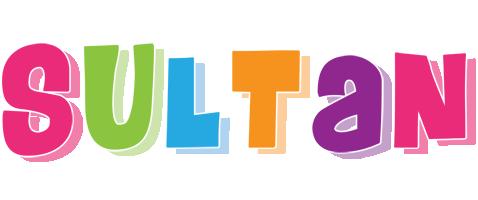 Sultan friday logo