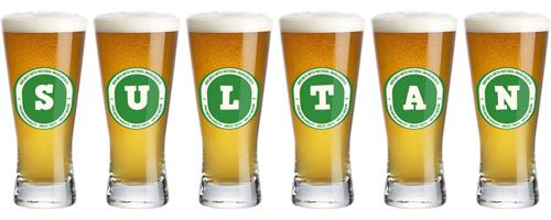 Sultan lager logo
