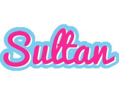Sultan popstar logo