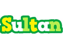 Sultan soccer logo