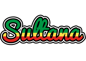Sultana african logo