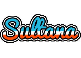 Sultana america logo