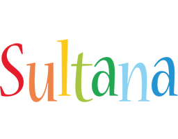 Sultana birthday logo
