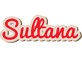 Sultana chocolate logo