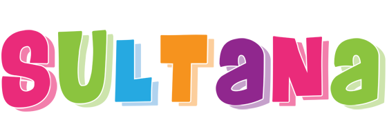 Sultana friday logo