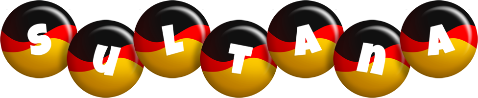 Sultana german logo