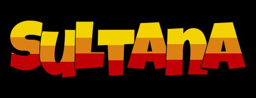 Sultana jungle logo