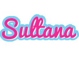 Sultana popstar logo