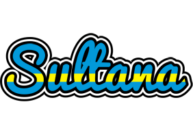 Sultana sweden logo