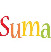 Suma birthday logo