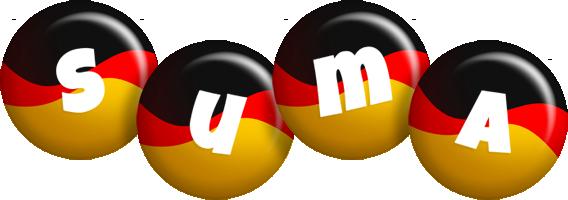 Suma german logo