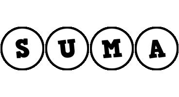 Suma handy logo
