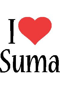 Suma i-love logo