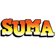 Suma sunset logo