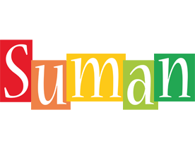 Suman colors logo
