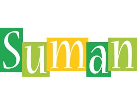 Suman lemonade logo