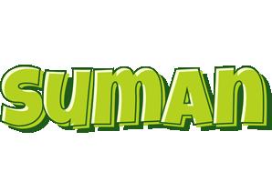 Suman summer logo