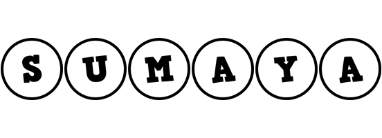Sumaya handy logo