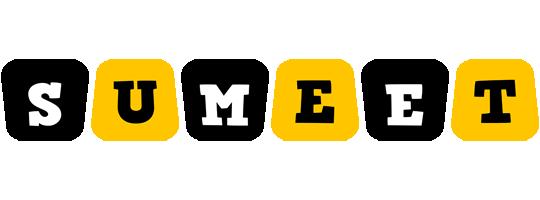 Sumeet boots logo