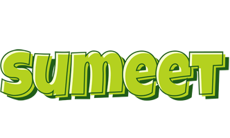 Sumeet summer logo