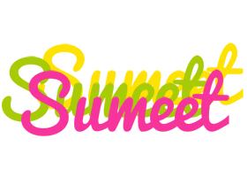 Sumeet sweets logo