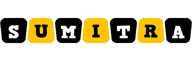 Sumitra boots logo