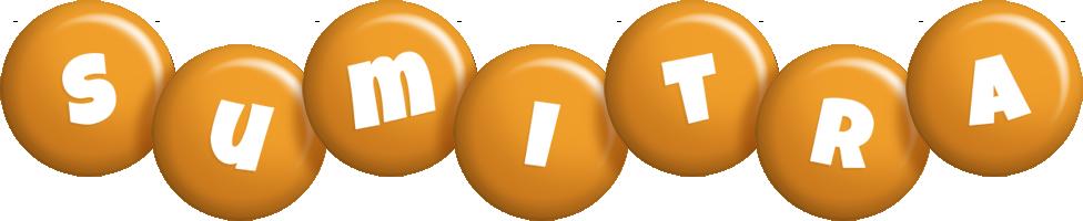 Sumitra candy-orange logo