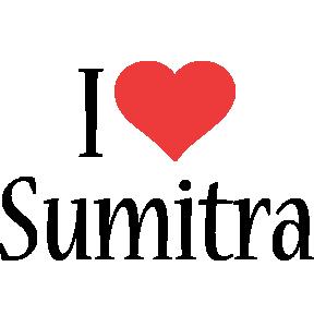 Sumitra i-love logo