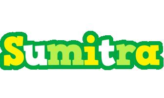 Sumitra soccer logo