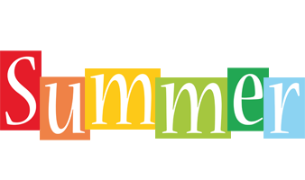 Summer colors logo