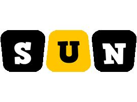 Sun boots logo