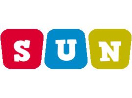 Sun daycare logo