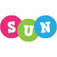Sun friends logo