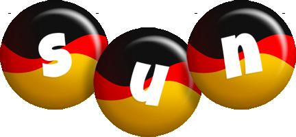 Sun german logo