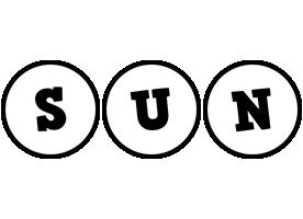 Sun handy logo